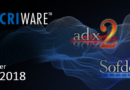 【海外ニュースレター配信:2018年4月】 CRIWARE News: new pricing, VP9 support in Sofdec2, Unite in Beijing and more!