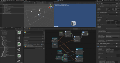 Unity Visual ScriptingでCRIWARE機能を使おう