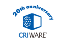 CRI・ミドルウェア20周年とCRICC2021のお知らせ